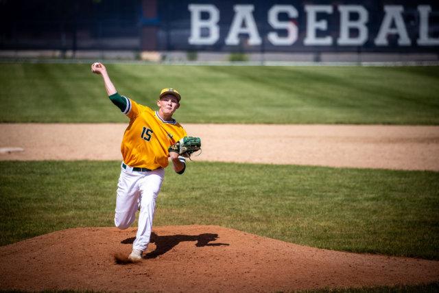 メジャーリーグで投げることを夢見るピッチャー