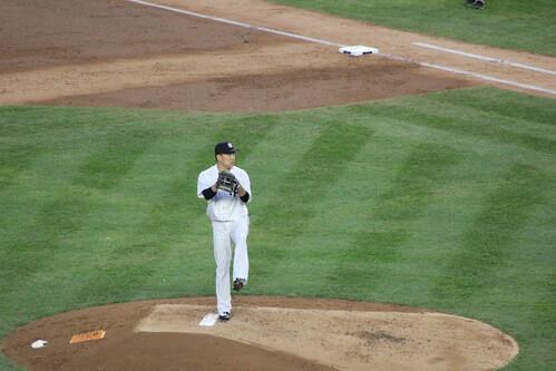 ヤンキースの田中投手